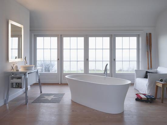 Foto Bagni Chiari : Come ricreare in bagno latmosfera delle vacanze?