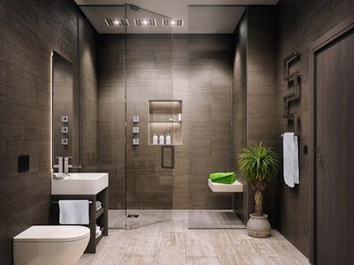I bagni moderni aumentano il valore dell\'immobile