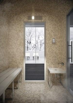 Generatore Di Vapore Per Un Bagno Turco In Casa
