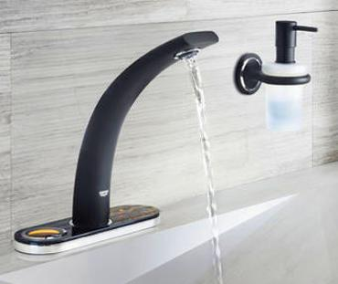 I rubinetti elettronici per i bagni pubblici di oggi