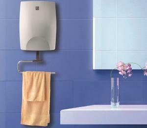 Da Vortice il termoventilatore pensato per il bagno